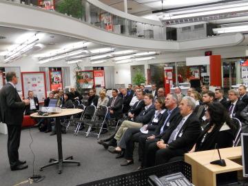 IG Fuhle / Netzwerk-Treffen Barmbek-Nord 2014 / OFB