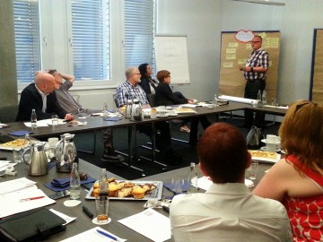 IG Fuhle / Strategie-Workshop am 21. Mai 2014