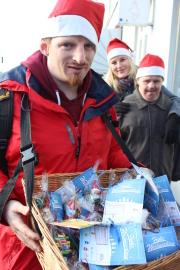 IG Fuhle / Weihnachtsaktion 2014 / Verschenken macht Spaß!
